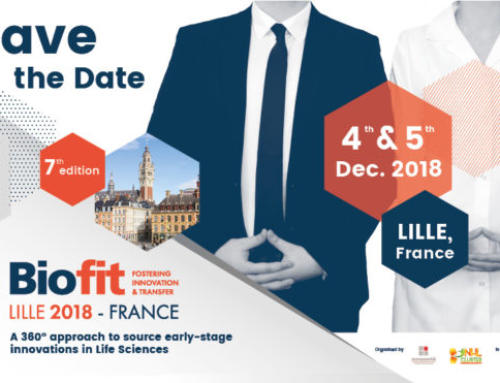Visit us at Biofit 2018 on booth F13
