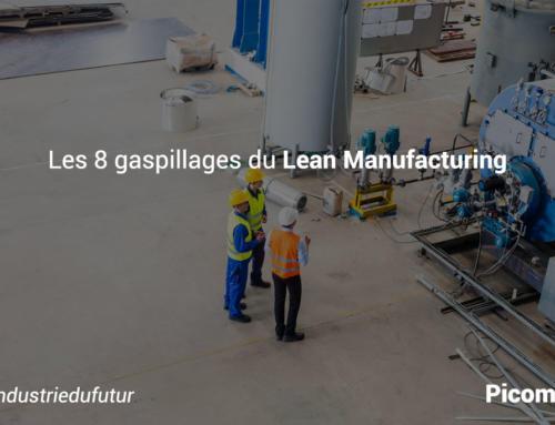 Les 8 gaspillages du Lean Manufacturing