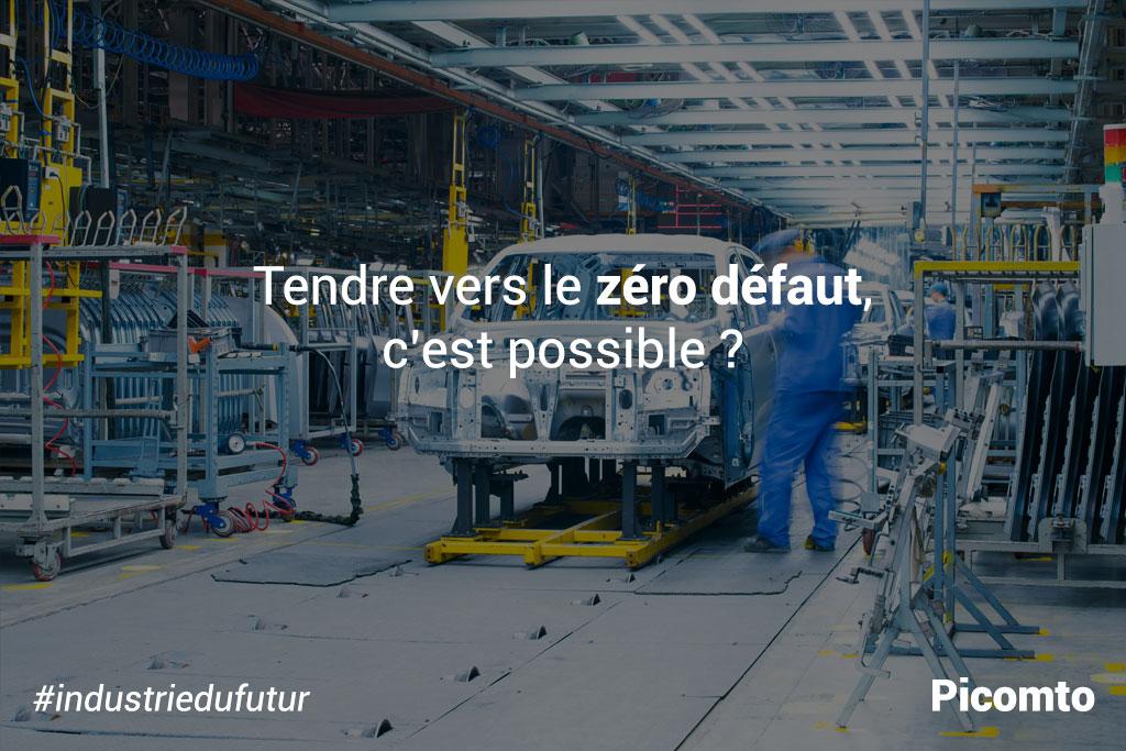 Industrie : Tendre vers le zéro défaut, c'est possible ?