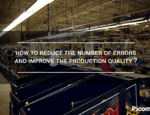 How to reduce the number of errors and improve the production quality system ?