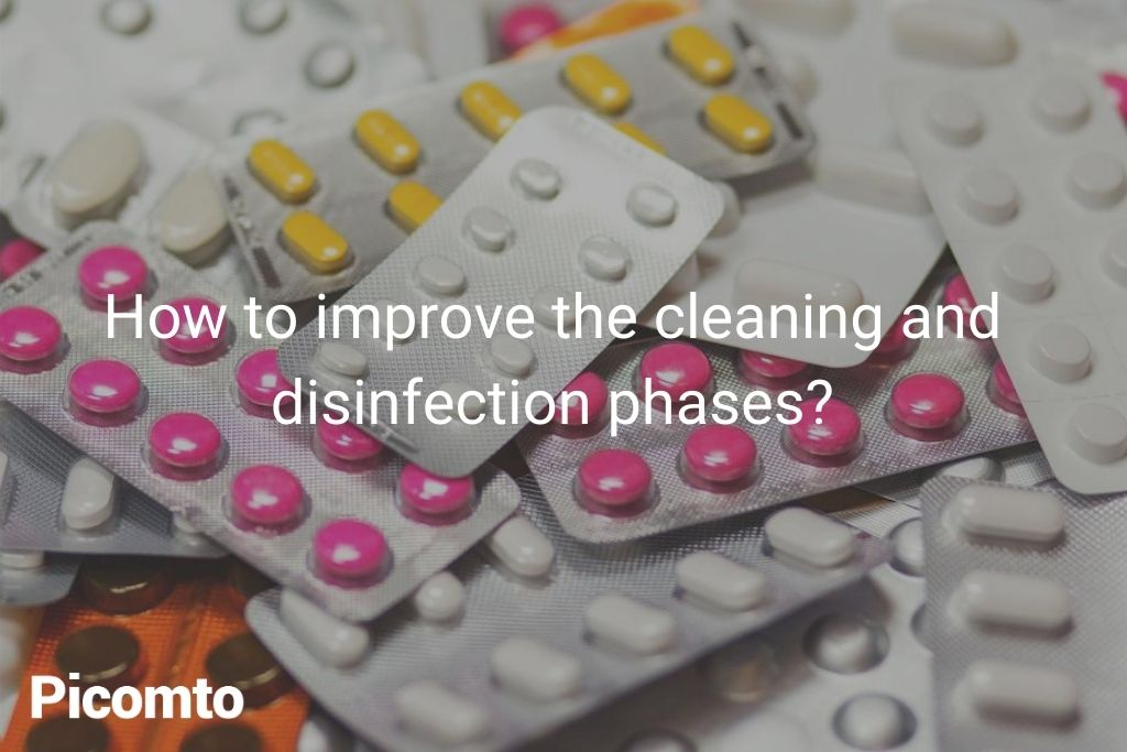 improve cleaning phase pharma industry