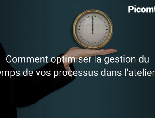 Comment optimiser la gestion du temps de vos processus dans l'atelier ?