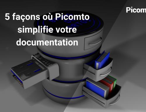 5 façons où Picomto simplifie votre documentation
