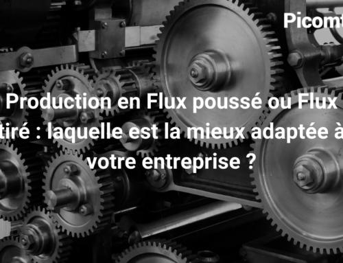 Production en Flux poussé ou Flux tiré : laquelle est la mieux adaptée à votre entreprise ?
