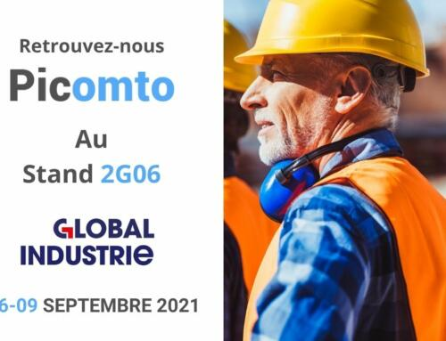 Retrouvez-nous au salon Global Industrie 2021