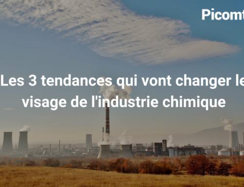 Les 3 tendances qui vont changer le visage de l'industrie chimique
