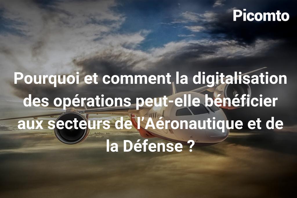 secteurs de l'Aéronautique et de la Défense